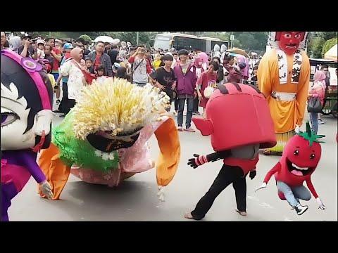 Ondel ondeL JATUH Vs Badut Mampang NAKAL ●Versi Lengkap!!