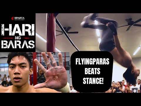 Hari Ng Baras Finals: Stance Mitchell VS Harry Paras