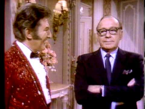 Liberace with Jack Benny