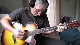 Speak the word(Tracy Chapman) cover acoustic guitar