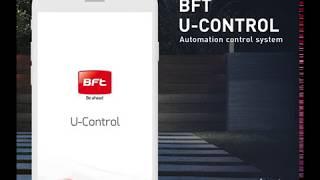 BFT - App U-Control