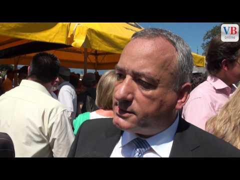 Staatsfeiertag 2012: Landtagspresident Arthur Brunhart