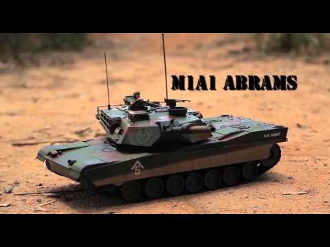 0811 M1A1 Abrams   20141016