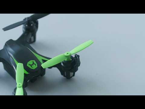 Sky Viper Nano Drone M550 Extended Tutorial