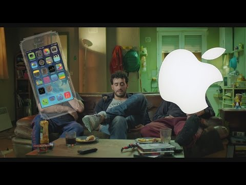 Iphone Serge publicity (2016)