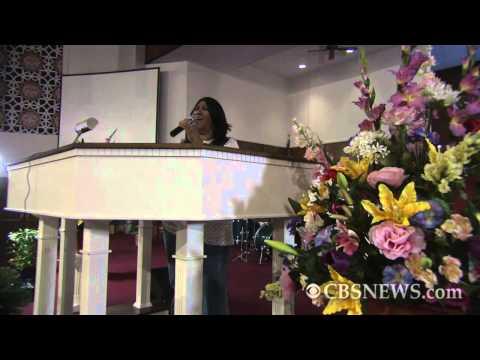 Aretha Franklin performs