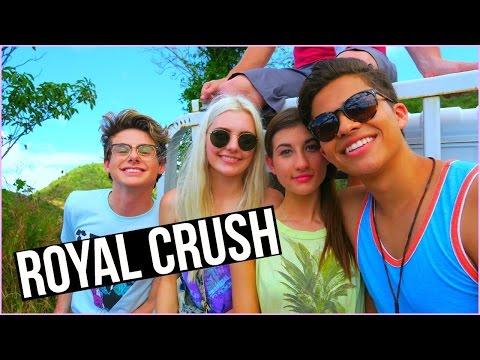Mikey Murphy Royal Crush