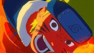 NARUTO: ULTIMATE NINJA STORM LEGACY Gameplay Walkthrough ENDING (PS4) - NARUTO VS SASUKE!