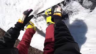 はじめての鹿島槍スキー場 2019年3月2日