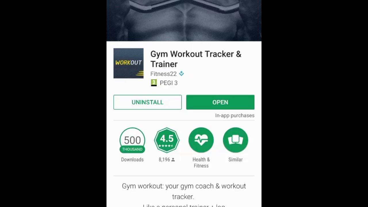 trainer tracker