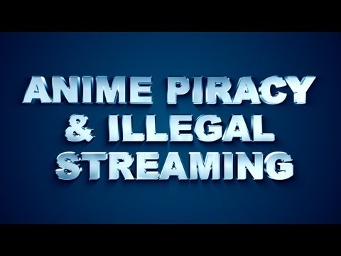 Frost Bite: Anime Piracy and Illegal Streaming