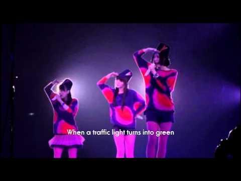 Perfume - Nee ( with English subs )