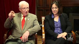 THE SYNDROME  - Interview w/ Susan Goldsmith & Dr. Ronald Uscinski