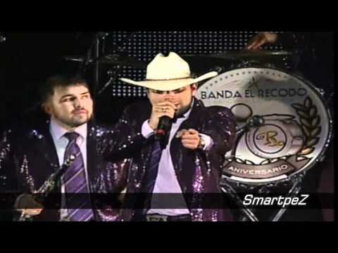 Banda El Recodo en Vivo. Popurri Sinaloense