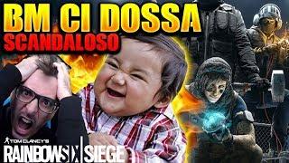 BM DOSSA LA PARTITA, SCANDALOSO!! - Rainbow Six Siege