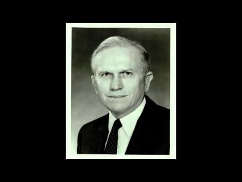 Frank Borman interview by Jerry Barrett