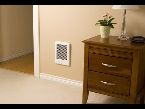 Why Upgrade From A Baseboard Heater To A Wall Heater