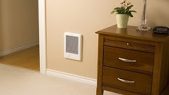 Why upgrade from a baseboard heater to a wall heater | Cadet Heat