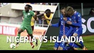 Download Video Nigeria Vs Islandia En VIVO MP3 3GP MP4