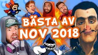 MATINBUMS BÄSTA AV NOVEMBER 2018