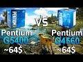 Pentium G5400 vs G4560 Test in 8 Games