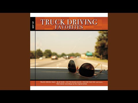 Truck Drivin' Man