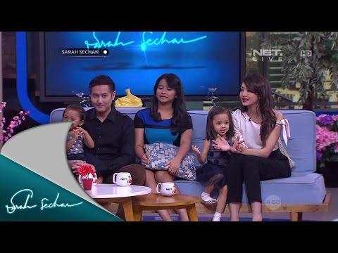 Keseruan keluarga Ririn Dwi Ariyanti dan Aldi Bragi