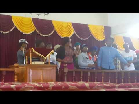 Way Maker Shiloh Mass Choir (Sinach