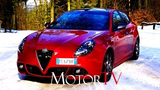 Test drive: 2016 alfa romeo giulietta veloce 1.8 tbi 16V (240 HP) l eng