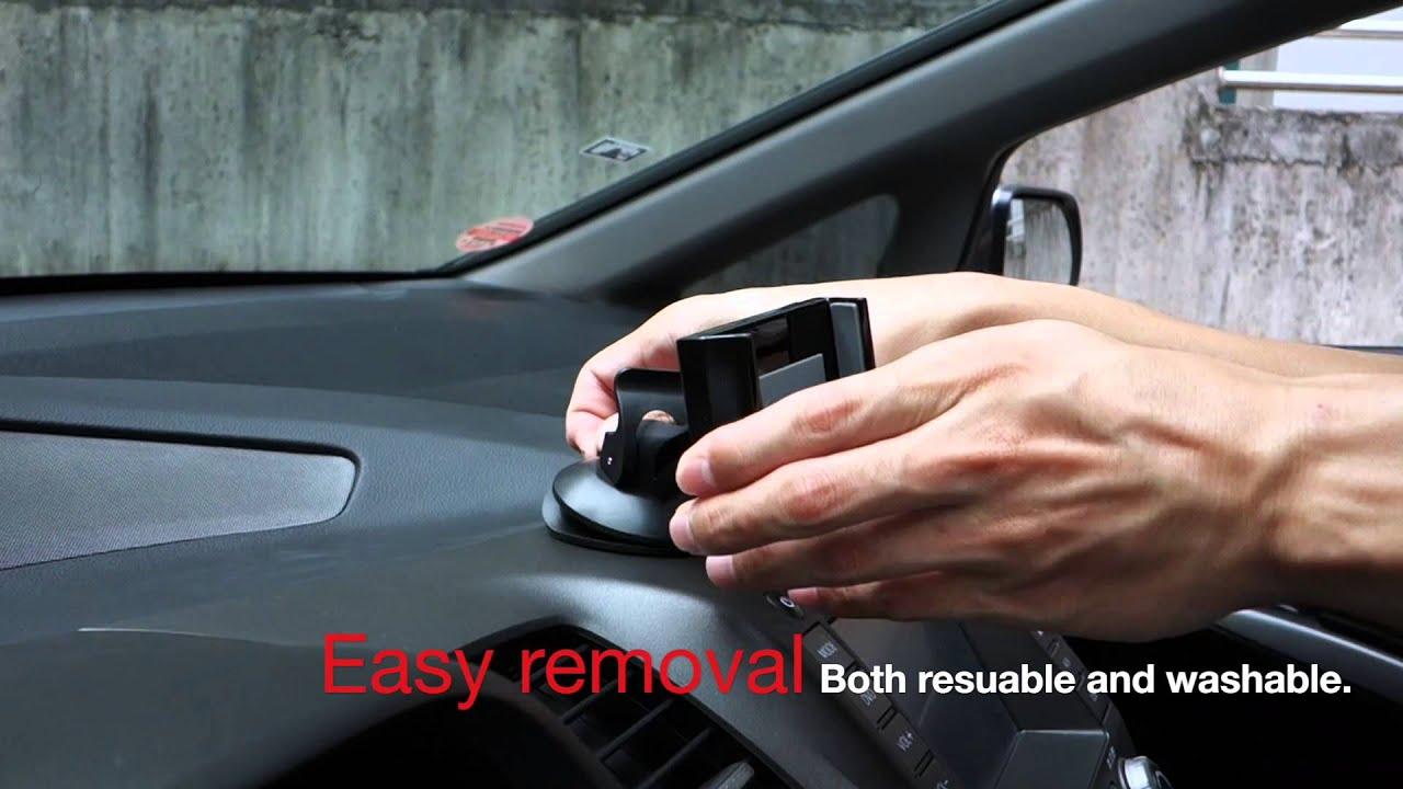 Car rearview mirror mount holder car reviews - Smart Clip Universal Car Desk Mount Holder