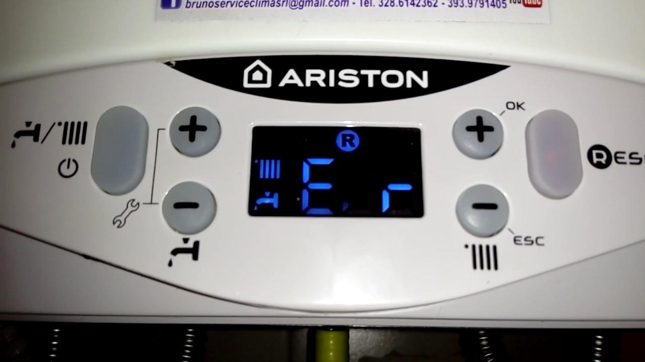 Tutorial Cares Premium Aristonthermo Youtube