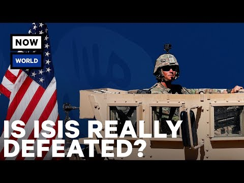 Has ISIS Really Been Defeated? | NowThis World