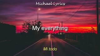 Gambar cover Ariana Grande - My Everything | Lyrics/Letra | Subtitulado al Español