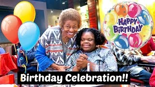 GRACEE'S 21st BIRTHDAY CELEBRATION!!
