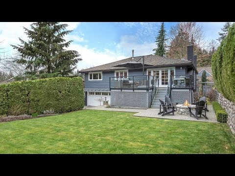 425 Silverdale Place, North Vancouver, BC - Listed by David Matiru & Eric Langhjelm