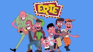 Kumpulan Kartun Lucu ERTE - Sitkom ERTE Vol 01 - Animasi Indonesia Terpopuler