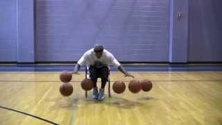 World Record Ball Handler - Corey The Dribbler