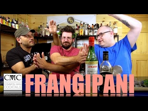 Frangipani Cocktail, 1950's Cocktail