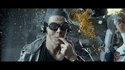 Evan Peters' Quicksilver scene in  X: Men Days of Future Past (The Best Scene In The Movie) by