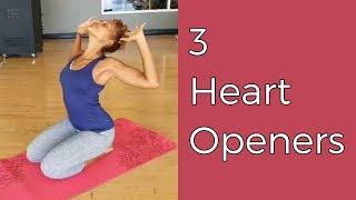 3 Heart Openers