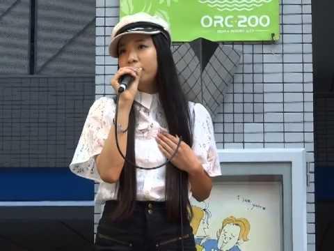 斉藤友美「みずいろの雨」(八神純子)、ORC200、14.05.31
