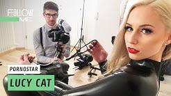 Lucy Cat: Behind the Scenes beim Porno-Dreh