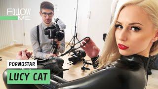 Lucy Cat: Behind tнe Scenes beim Porno-Dreh