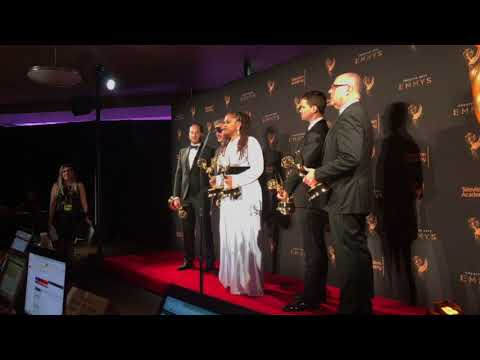 Ava DuVernay (13th) Exclusive 2017 Emmy Awards Press Room Winner Interview