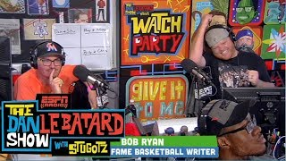 Bob Ryan calls out 'idiot' producer for take on playoff accomplishments | Dan Le Batard Show | ESPN
