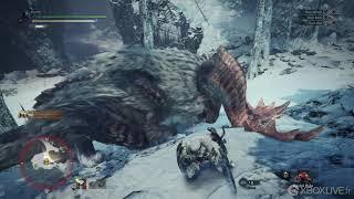 [4K] Demo E3 Monster Hunter World: Iceborne
