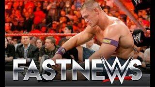 JOHN CENA PODERÁ FAZER SEU ÚLTIMO ANO NA WWE - FASTNEWS