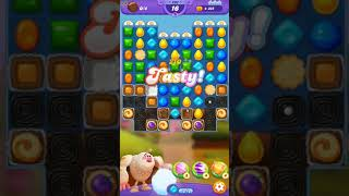 Candy Crush FRIENDS Saga level 297 no boosters