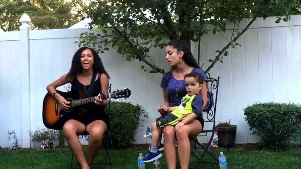 Riptide By Vance Joy Cover By Eli And Emily Youtube