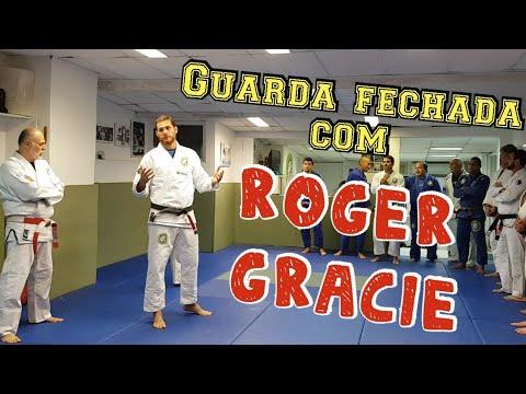 Roger Gracie - valiosos detalhes da GUARDA FECHADA